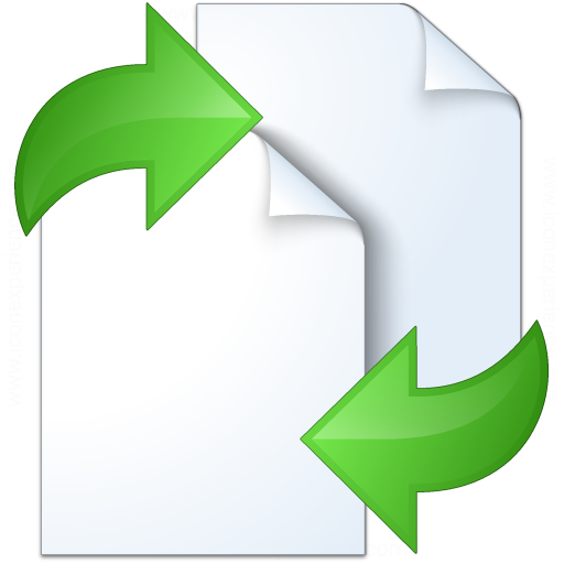 Documents Exchange Icon