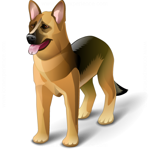 iconexperience 187 vcollection 187 dog icon
