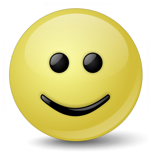 Emoticon Smile Icon