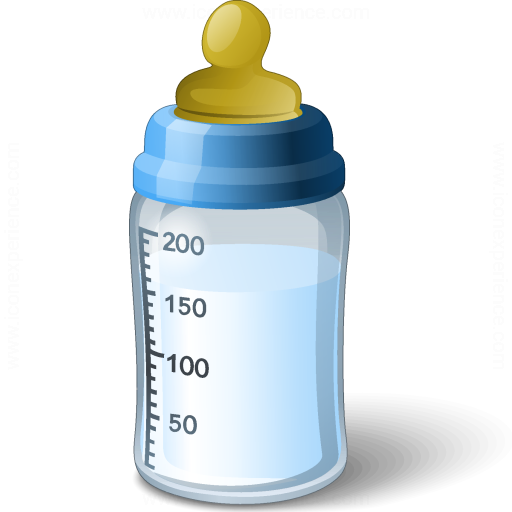 Iconexperience 187 v collection 187 feeding bottle icon