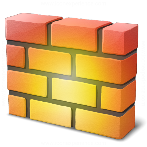 IconExperience » V-Collection » Firewall Icon