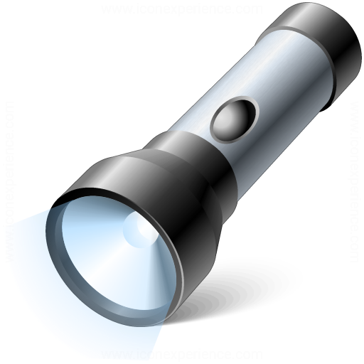 ������ Flash light flashlight.png