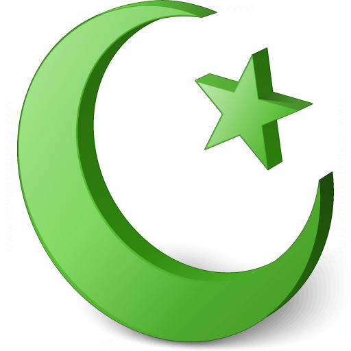 IconExperience » V-Collection » Islamic Crescent Icon
