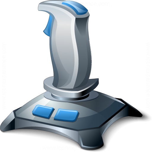 IconExperience » V-Collection » Joystick Icon