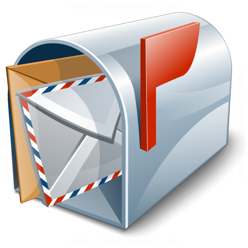 Iconexperience 187 V Collection 187 Mailbox Full Icon