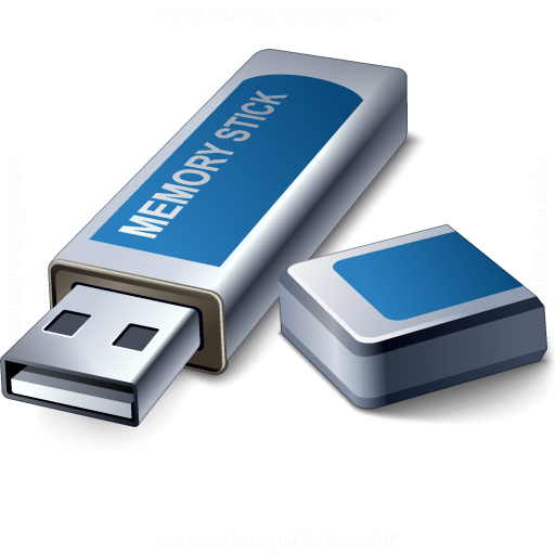 iconexperience 187 vcollection 187 memorystick icon