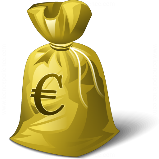 IconExperience » V-Collection » Moneybag Euro Icon: https://www.iconexperience.com/v_collection/icons/?icon=moneybag_euro