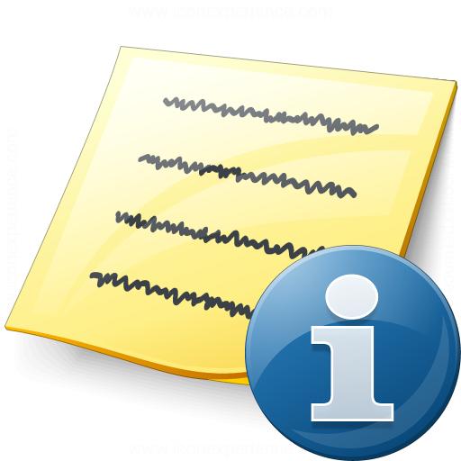 Information Icon 16x16