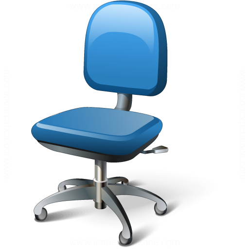 IconExperience » V-Collection » Office Chair Icon