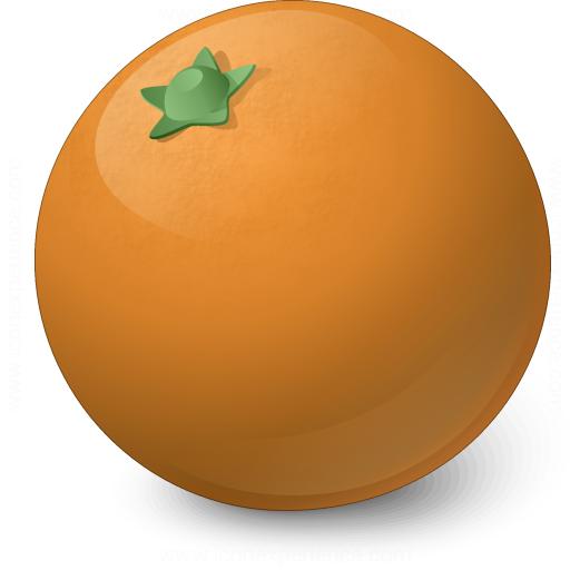 IconExperience » V-Collection » Orange Icon