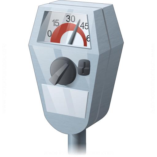 Meter Icon Png Parking Meter Icon