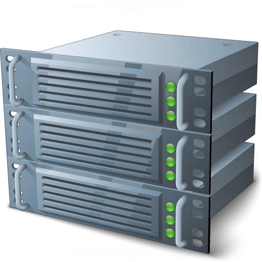 iconexperience 187 vcollection 187 rack servers icon