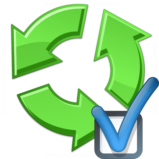 Recycle Preferences Icon