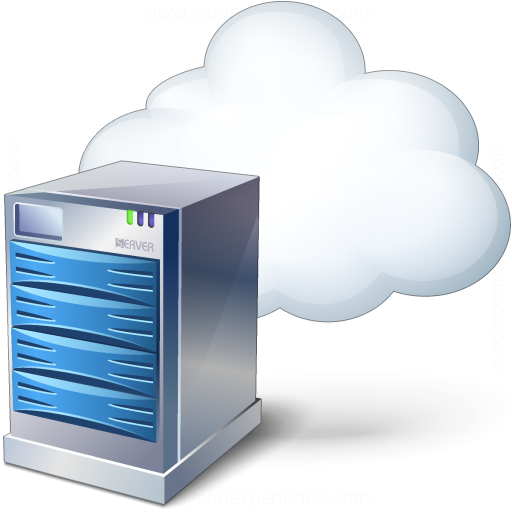 iconexperience 187 vcollection 187 server cloud icon