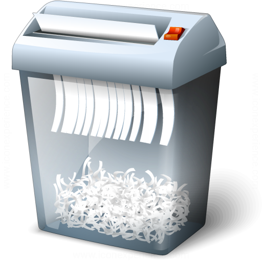 paper shredder terminology Sears has paper shredders dispose of unwanted documents securely with the help of file shredders.