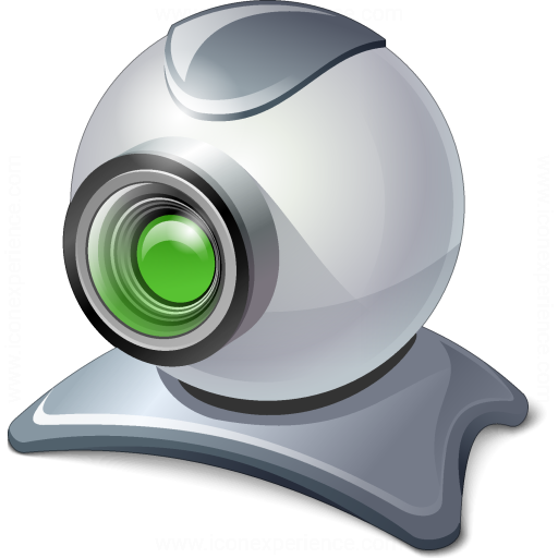 Iconexperience 187 v collection 187 webcam icon