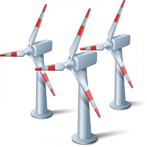 IconExperience » V-Collection » Wind Engines Icon