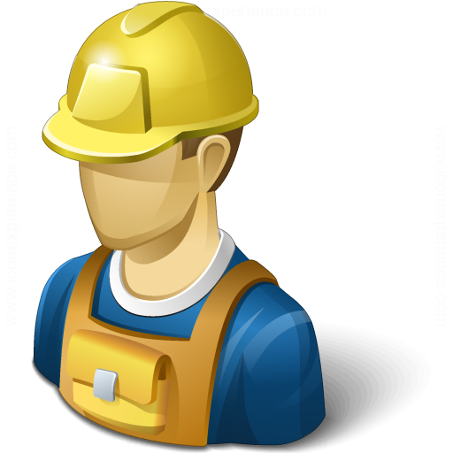 Iconexperience 187 V Collection 187 Worker Icon