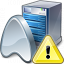 Application Server Warning Icon 64x64