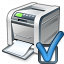 Printer Preferences Icon 64x64